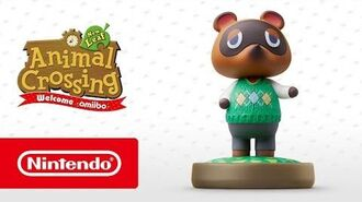 Animal Crossing New Leaf - Welcome amiibo - Tom Nook (Nintendo 3DS)