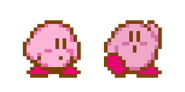 Traje de Kirby - Super Mario Maker