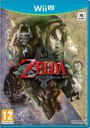 Caja de The Legend of Zelda Twilight Princess HD (Europa)