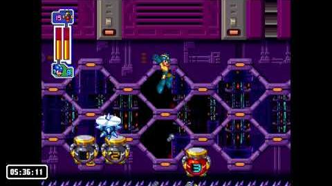 Mega Man Legacy Collection 2 (Nintendo Switch)- Gameplay Footage (amiibo Challenges)
