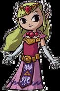 Zelda en The Legend of Zelda - The Wind Waker