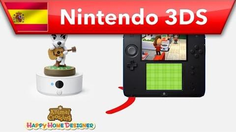 Amiibo - ¡Ya puedes usar tus amiibo en tu consola portátil! (Nintendo 3DS)