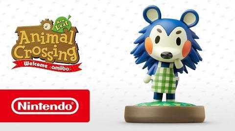 Animal Crossing New Leaf - Welcome amiibo - Pili (Nintendo 3DS)