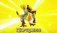 Monsty Qurupeco - Monster Hunter Stories