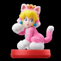 Amiibo Peach Felina - Serie Super Mario
