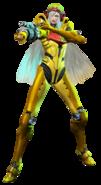 Cazarrecompensas (Jeanne) - Bayonetta 2