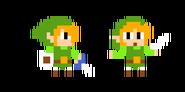Traje de Toon Link - Super Mario Maker