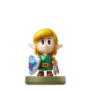 Amiibo Link (Link's Awakening) - Serie The Legend of Zelda