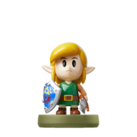 Amiibo Link (Link's Awakening) - Serie The Legend of Zelda