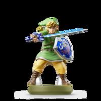 Amiibo Link (Skyward Sword) - Serie The Legend of Zelda