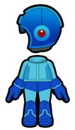 Atuendo de Mega Man - Mario Kart 8