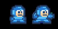 Traje de Mega Man - Super Mario Maker