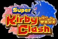 Logo de Super Kirby Clash