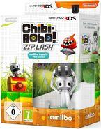 Pack de Chibi-Robo! Zip Lash con amiibo (Europa)