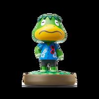 Amiibo Capitán - Serie Animal Crossing