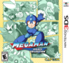 Caja de Mega Man Legacy Collection (3DS)