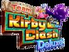 Logo de Team Kirby Clash Deluxe