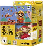 Bundle pack de Super Mario Maker con amiibo