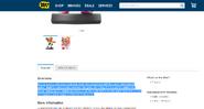 Descripción del amiibo de inkling en Best Buy Canadá
