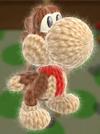 Patrón Donkey Kong - Yoshi's Woolly World