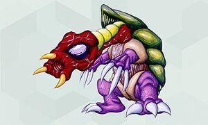 Arte de Metroid II (10) - Metroid Samus Returns