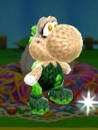 Patrón Tina - Poochy & Yoshi's Woolly World