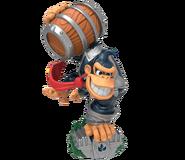 Amiibo Dark Turbo Charge Donkey Kong - Serie Skylanders
