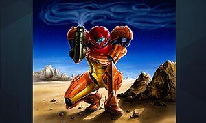 Arte de Metroid II (37) - Metroid Samus Returns