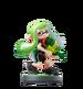 Amiibo Inkling chica (variante verde) - Serie Splatoon