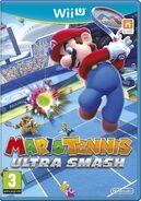 Caja de Mario Tennis Ultra Smash (Europa)