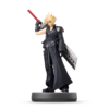 Amiibo Cloud (Jugador 2) - Serie Super Smash Bros.