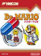 Caja de Dr. Mario (Japón)