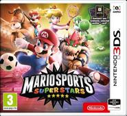 Caja de Mario Sports Superstars (Europa)