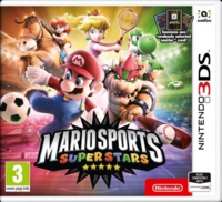 Caja de Mario Sports Superstars (Europa)