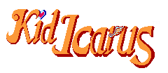 Logo de Kid Icarus (juego)