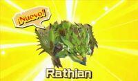 Monsty Rathian - Monster Hunter Stories