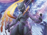 Mewtwo Oscuro - Pokkén Tournament