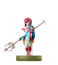 Amiibo Mipha - Serie The Legend of Zelda