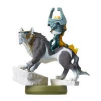 Amiibo Link Lobo - Serie The Legend of Zelda