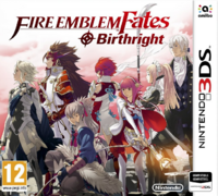 Caja de Fire Emblem Fates - Estirpe (Europa)