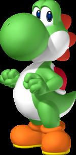 Yoshi en Mario Party 8