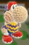 Patrón Ness - Yoshi's Woolly World