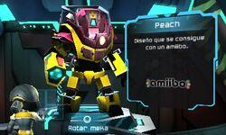Meka Peach - Metroid Prime Blast Ball