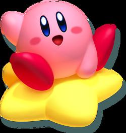 Kirby en la saga de Kirby