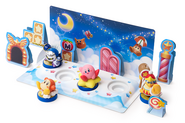 Vista general diorama Kirby Dream Land