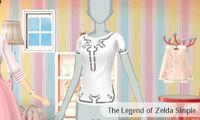 The Legend of Zelda sencillo - Nintendo presenta New Style Boutique 3 Estilismo para celebrities