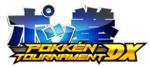 Logo de Pokkén Tournament DX