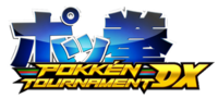 Logo de Pokkén Tournament DX