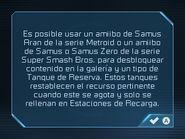Guía de otros amiibo - Metroid Samus Returns