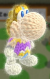 Patrón Zelda - Yoshi's Woolly World